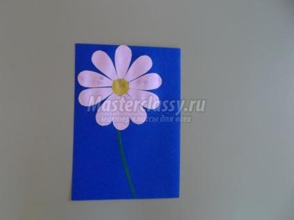 """Alkalmazás papír """"Daisy"""" Az Országos Szövetsége Nap, család, szeretet és hűség"""