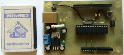 Arduino с usb-портом своими руками 8
