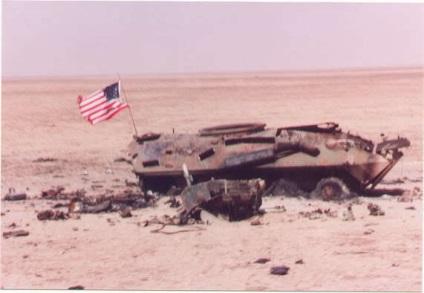 """Desert Storm """"háború elveszett álmok, Hadtörténeti Portál"""