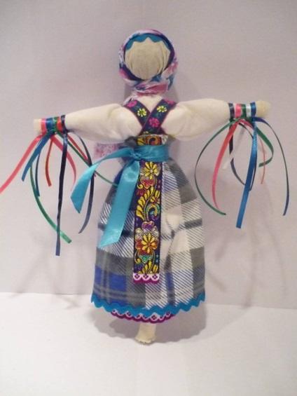 Тряпичная кукла желанница своими руками мастер класс фото поэтапно 2