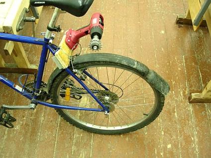 Как собрать спортивный велосипед своими руками6