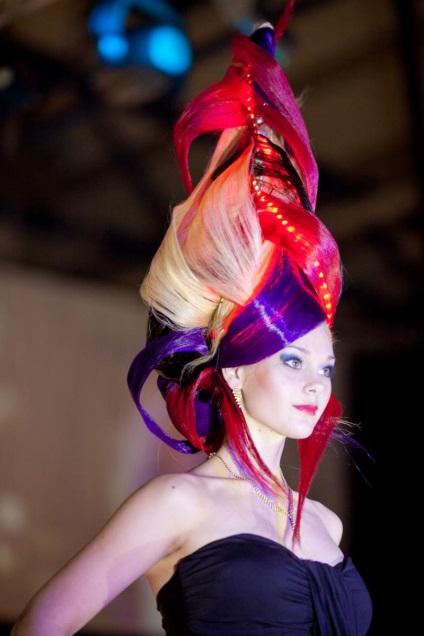Професіограма - модельєр - художник (перукарське мистецтво) - професійна траєкторія