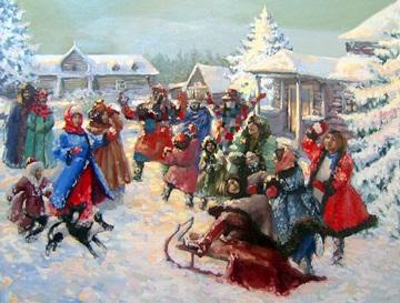 російське різдво