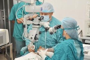 Sorvadás a retina - kezelésére