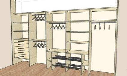 Проектирование шкафов купе своими руками 38