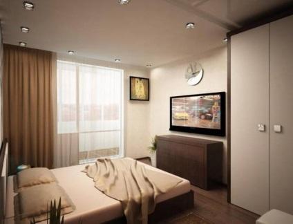 Планировка и интерьер спален