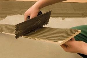 Який клей для плитки для підлоги краще поради щодо вибору