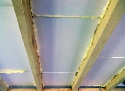 Как утеплить потолок на балконе своими руками: утепление пот.