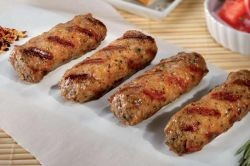 Kebab egy serpenyőben