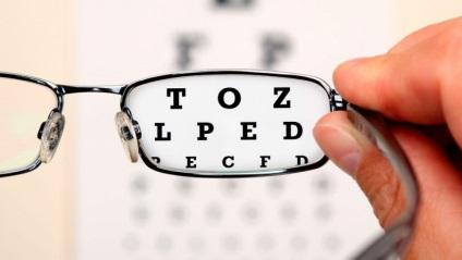 Népi jogorvoslati javítani látás, a szem kezelésére