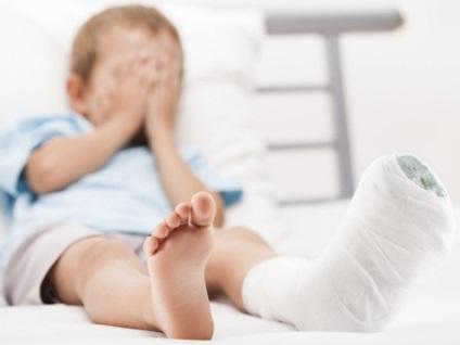 Остеопороз у дітей причини захворювання, його симптоми і лікування