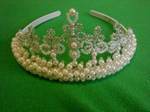 Корона или диадема своими руками 685