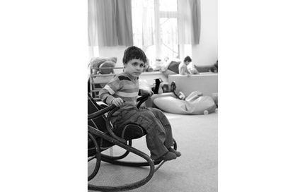 Alexander Chaadaeva vertem magam a harc a saját autista gyerek - Vera Shengeliya -