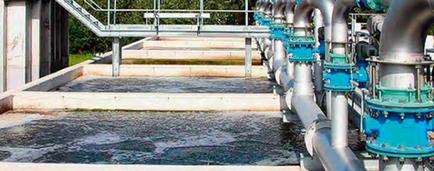 Biológiai szennyvíztisztító telepek, harmadlagos kezelés