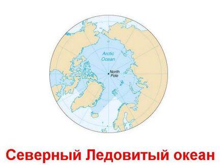 Mi az a legkisebb óceán a világ