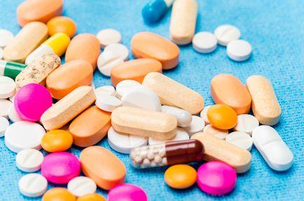 Восстановление бактерий после антибиотиков