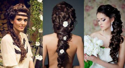 Coafura Nunta în Stil Grecesc Foto și Video Tutorial