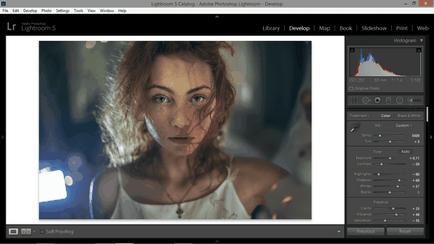 Как сделать цветокоррекцию в фотошопе cs6 135