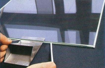 Как обработать стекло своими руками 571
