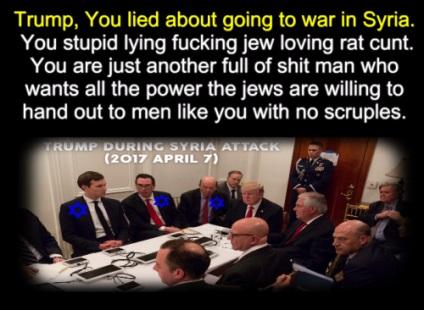 Неокони поставили Трампа на коліна, блог bigone, конт