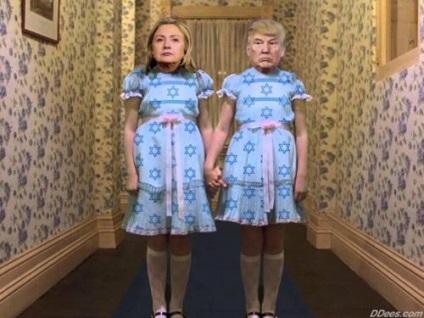 Неокони поставили Трампа на коліна, інфо-макс