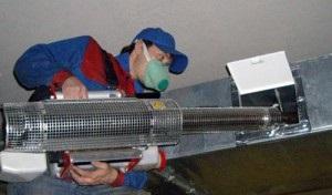 Способи очищення вентиляції