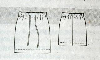 Как сшить юбку карандаш трикотажную своими руками 19
