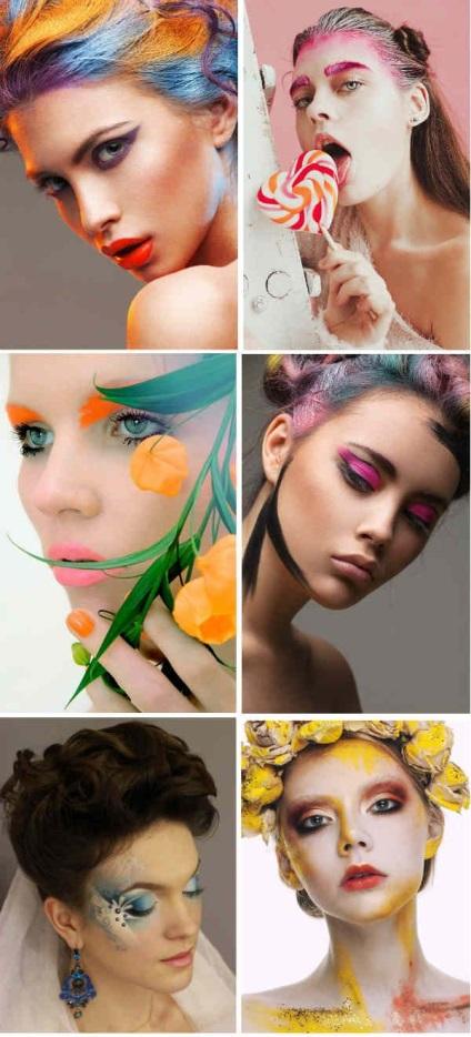 Делаем макияж для съемки