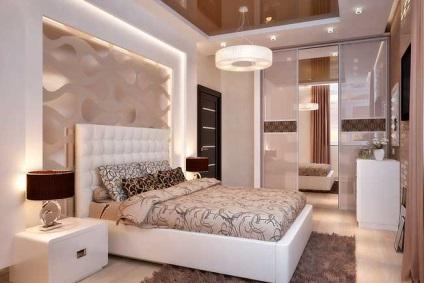 hozzunk létre egy belső kis hálószoba, modern stílusban - ötletek ...