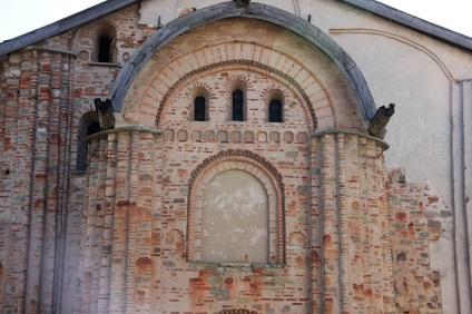 Feltételek építése ortodox templomok ősi Oroszország - tehlib