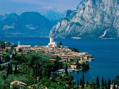 Як дістатися з Верони до озера гарда - пам'ятки і міста італії