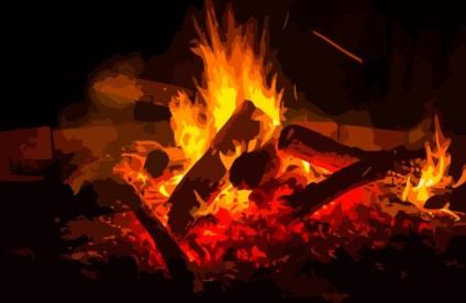 Miért víz kioltja a tűz
