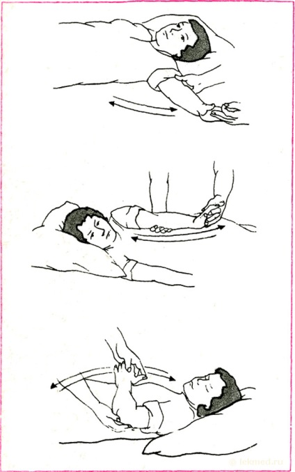 Комплекс упражнений после инсульта в домашних условиях 316