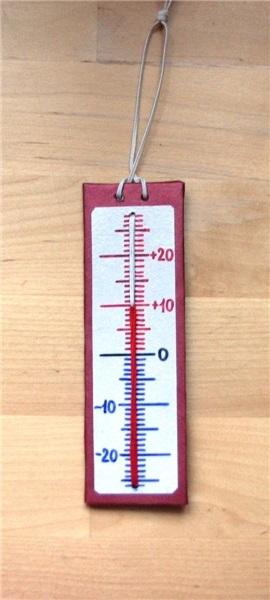 Домашний термометр своими руками 32