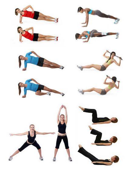 Похудеть мышцы в домашних условиях 363
