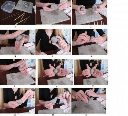 Как сделать пошагово свистульку