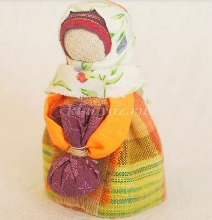 Кукла оберег своими руками мастер класс в русском 407