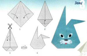 Планета Детства - Оригами для детей 4 лет