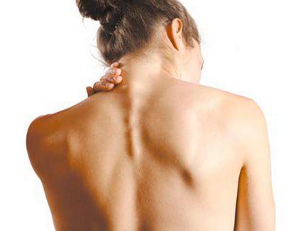 Лимфоузлы при остеохондрозе грудного отдела