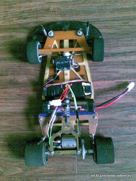 Мотор модели своими руками 95