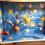 Поделка солнечная система своими руками 59