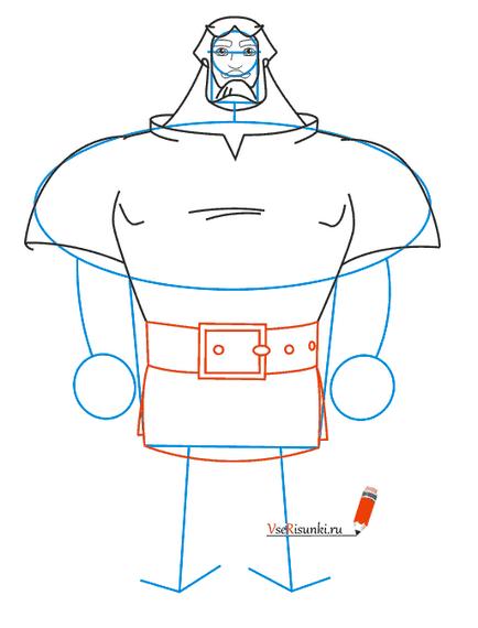 Jak narysować ołówkiem w etapach Ilyu Muromtsa