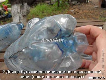Дракон своими руками из пластиковых бутылок своими руками 79