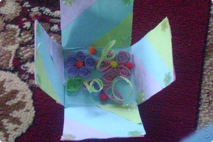 Как сделать подарок для сестры своими руками на день рождения из бумаги 78