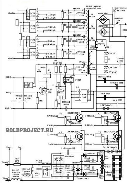 Инверторный сварочный аппарат ремонт своими руками 58