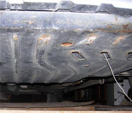 Elektrochemiczny ochrony karoserii przed korozją