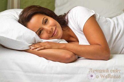 Dlaczego potrzebujemy zdrowego snu snu dla człowieka, najlepsze miejsce dla dobrego samopoczucia