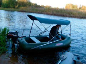 Tuning pcv łódź do połowu z rękami - opcje i wskazówki