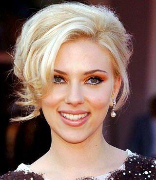 Fryzury I Fryzury Scarlett Johansson Wrześniu