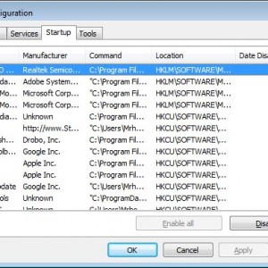 Windows 7 spowalnia - co zrobić po zainstalowaniu aktualizacji, podczas załadunku